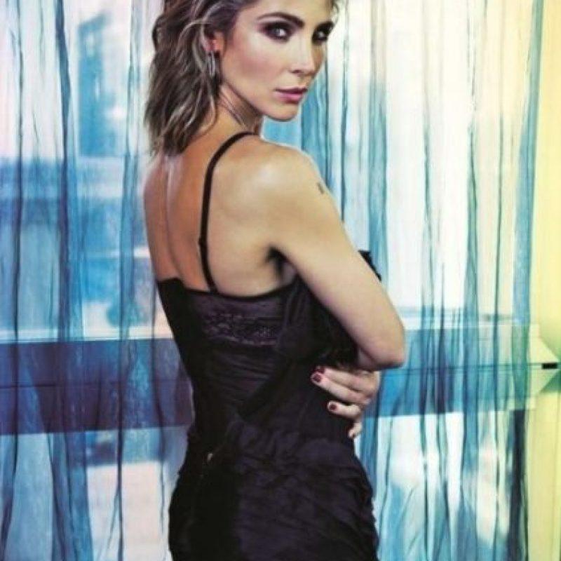 """También ha colaborado en las cintas """"Ninette"""" y """"Didi Hollywood"""". Foto:Mujer Hoy"""