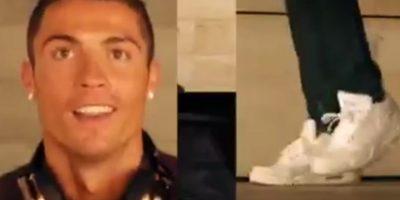 El futbolista del Real Madrid compartió este video con sus seguidores a través de sus redes sociales. Foto:Publinews