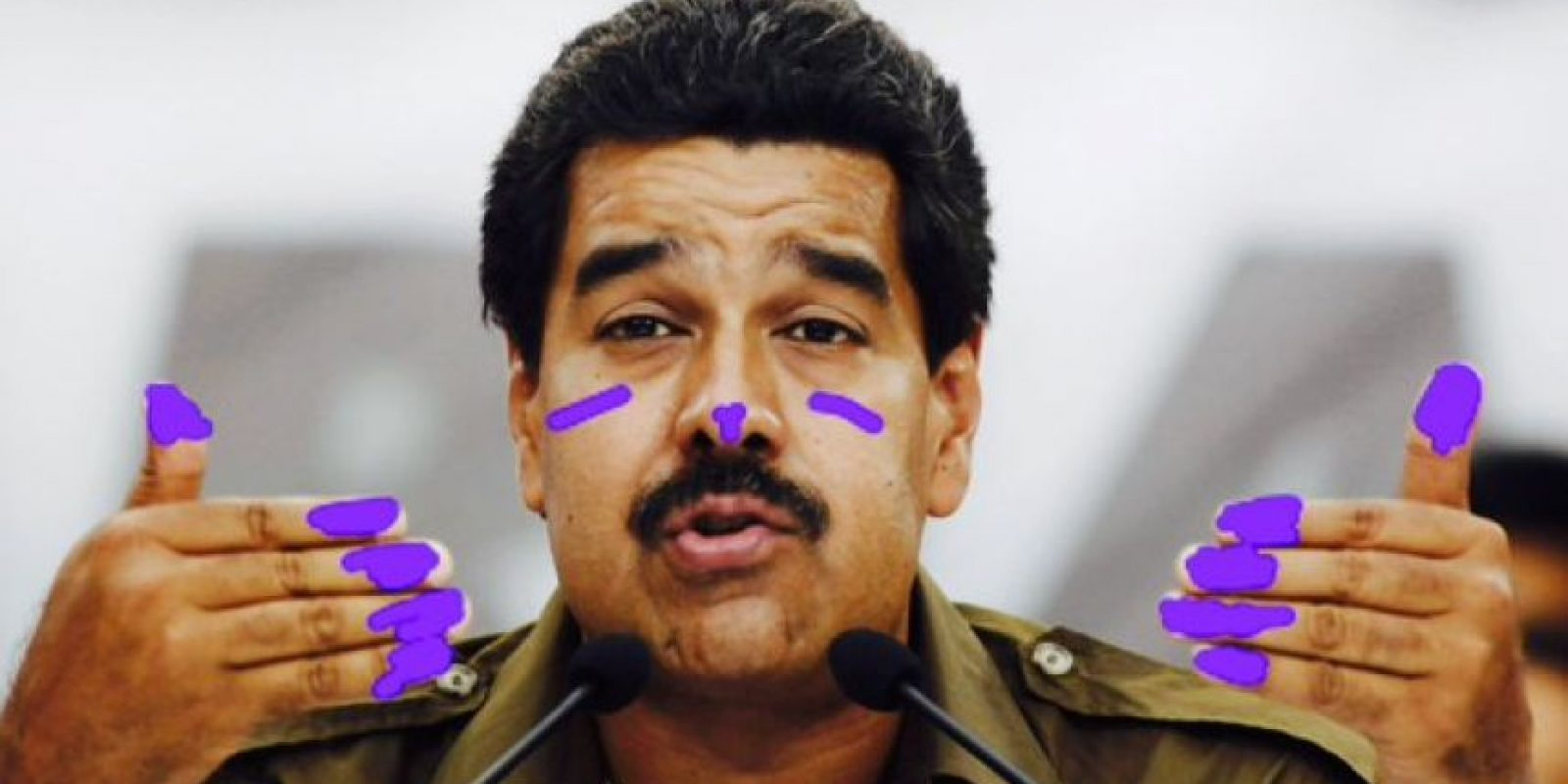 """Prometen elecciones limpias"" Foto:Twitter.com – Archivo"