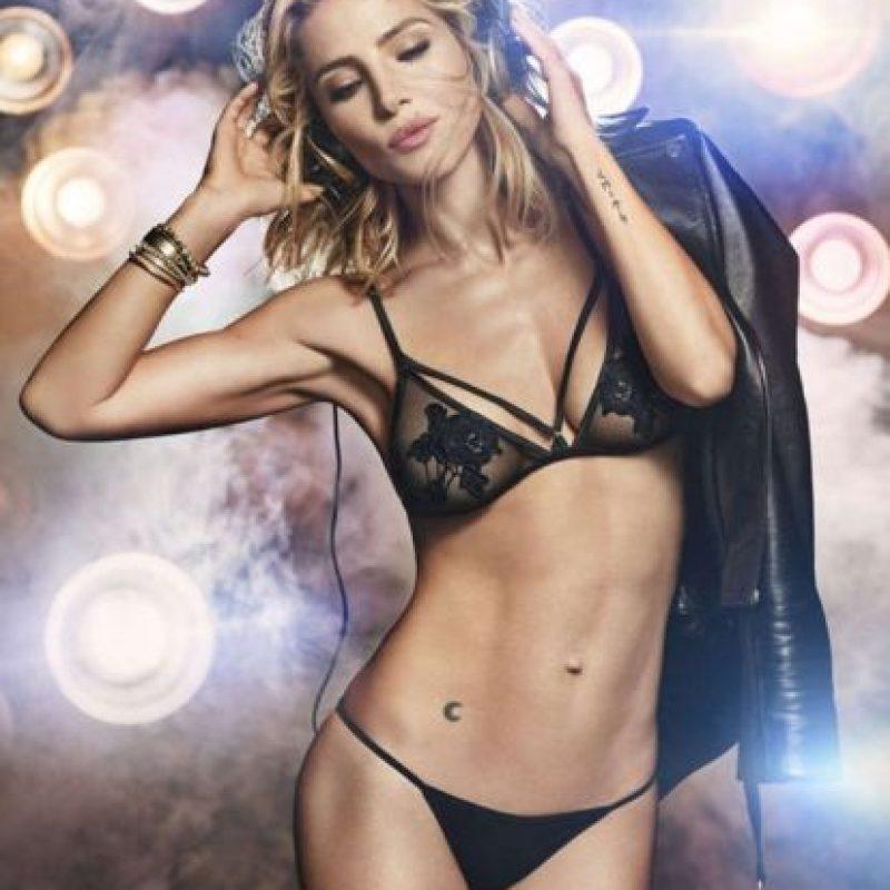 Es uno de los rostros principales de la marca Women'secret Foto:Harper's Baazar