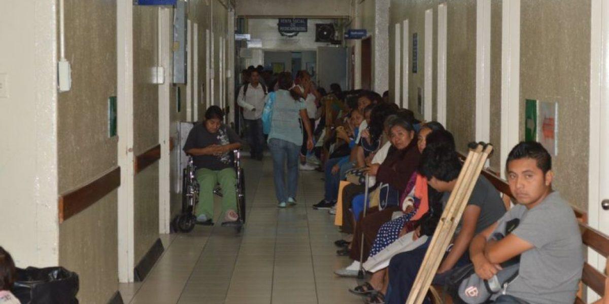 Consulta externa de Hospital Roosevelt volverá a recibir a pacientes