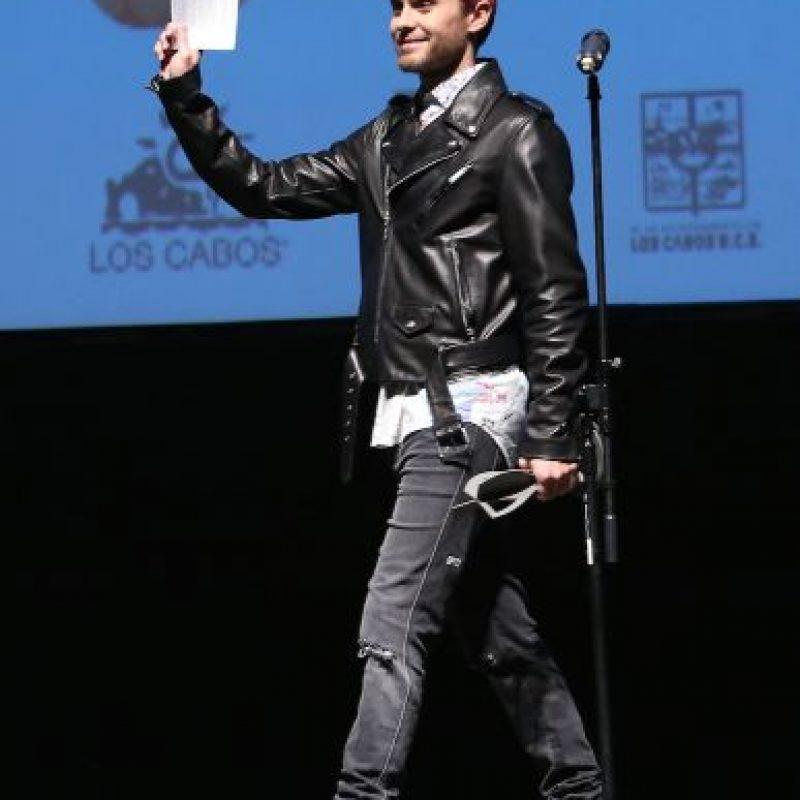 7. En 2009 recaudó dinero a favor de los matrimonios del mismo sexo en California. Foto:Getty Images
