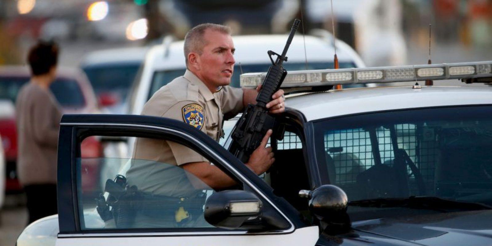 Otras 20 personas resultaron heridas. Foto:Getty Images