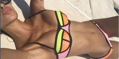 Novia de figura del Barcelona enloquece a sus fans con fotos íntimas