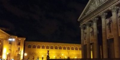 La discusión se da en París, Francia. Foto:Publimetro