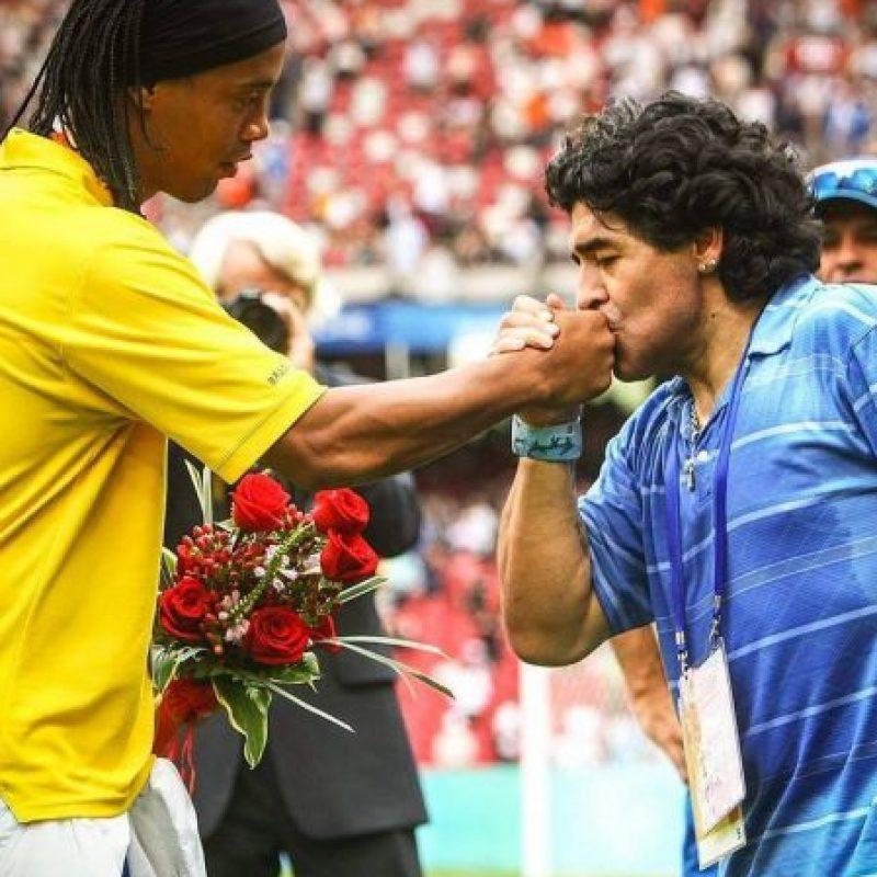 Foto:Vía instagram.com/ronaldinho