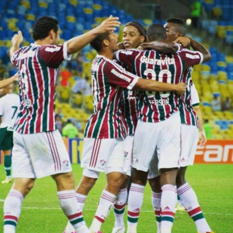 Comparte sus mejores momentos en el terreno de juego Foto:Vía instagram.com/ronaldinho