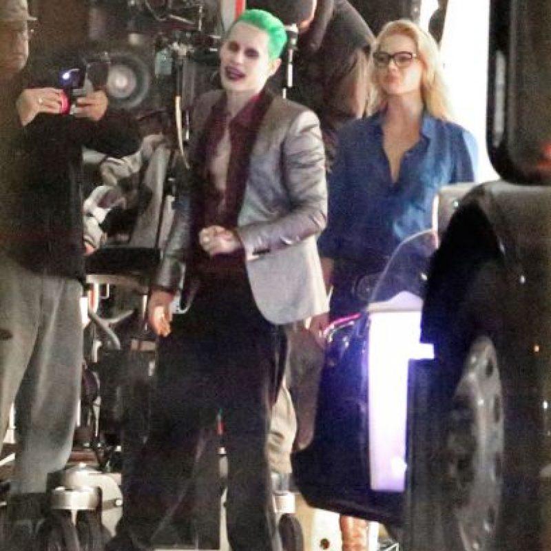 """10. Durante la filmación de """"Suicide Squad"""", Jared Leto envió extraños regalos a sus compañeros, entre ellos una rata viva. Foto:Grosby Group"""