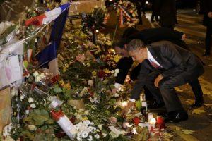 Otras personalidades que han visitado la sala de conciertos Bataclan Foto:AFP