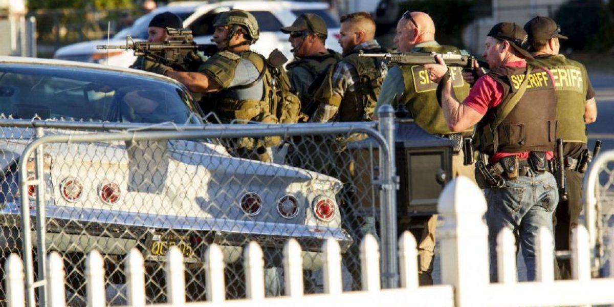 San Bernardino y otros dos actos de terror sucedidos en la semana