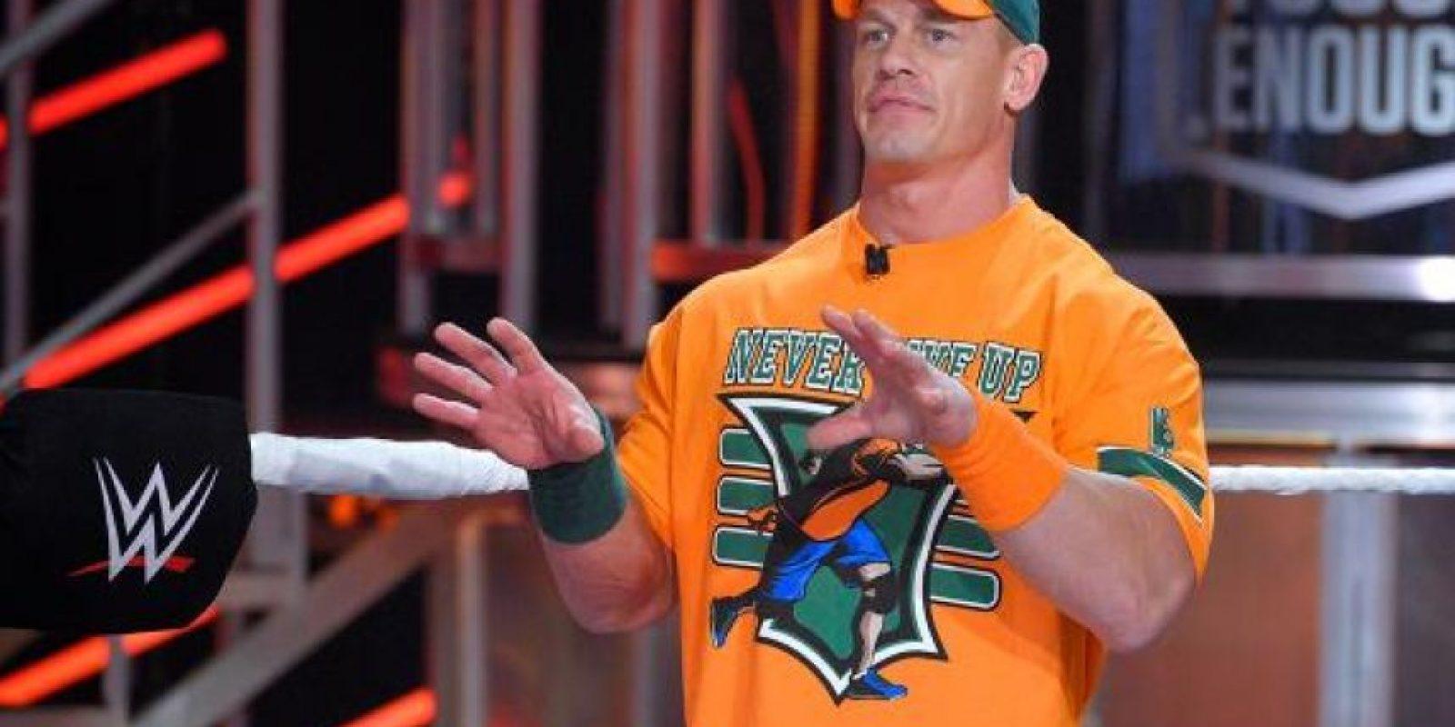1. John Cena Foto:Getty Images