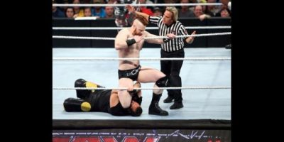 "Bray Wyatt, Luke Harper, Erick Rowan y Braun Strowman son los integrantes de ""The Wyatt Family"". Foto:WWE"