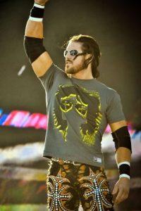 Morrison, que también pelea bajo el nombre de Johny Nitro, salió de la WWE en noviembre de 2011. Foto:Wikimedia