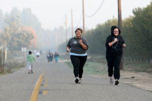 De acuerdo a la Salud Pública de Inglaterra, los niños obesos tienen más probabilidades de enfermarse y requieren más atención médica que los niños de peso normal. Foto:Getty Images