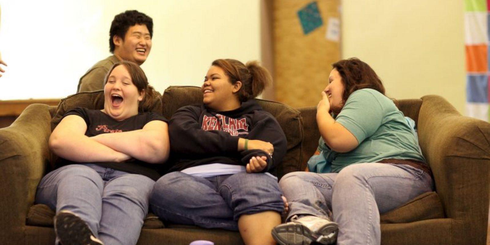 Ante ello, los padres se sienten frustrados por el problema de peso de Harry. Foto:Getty Images