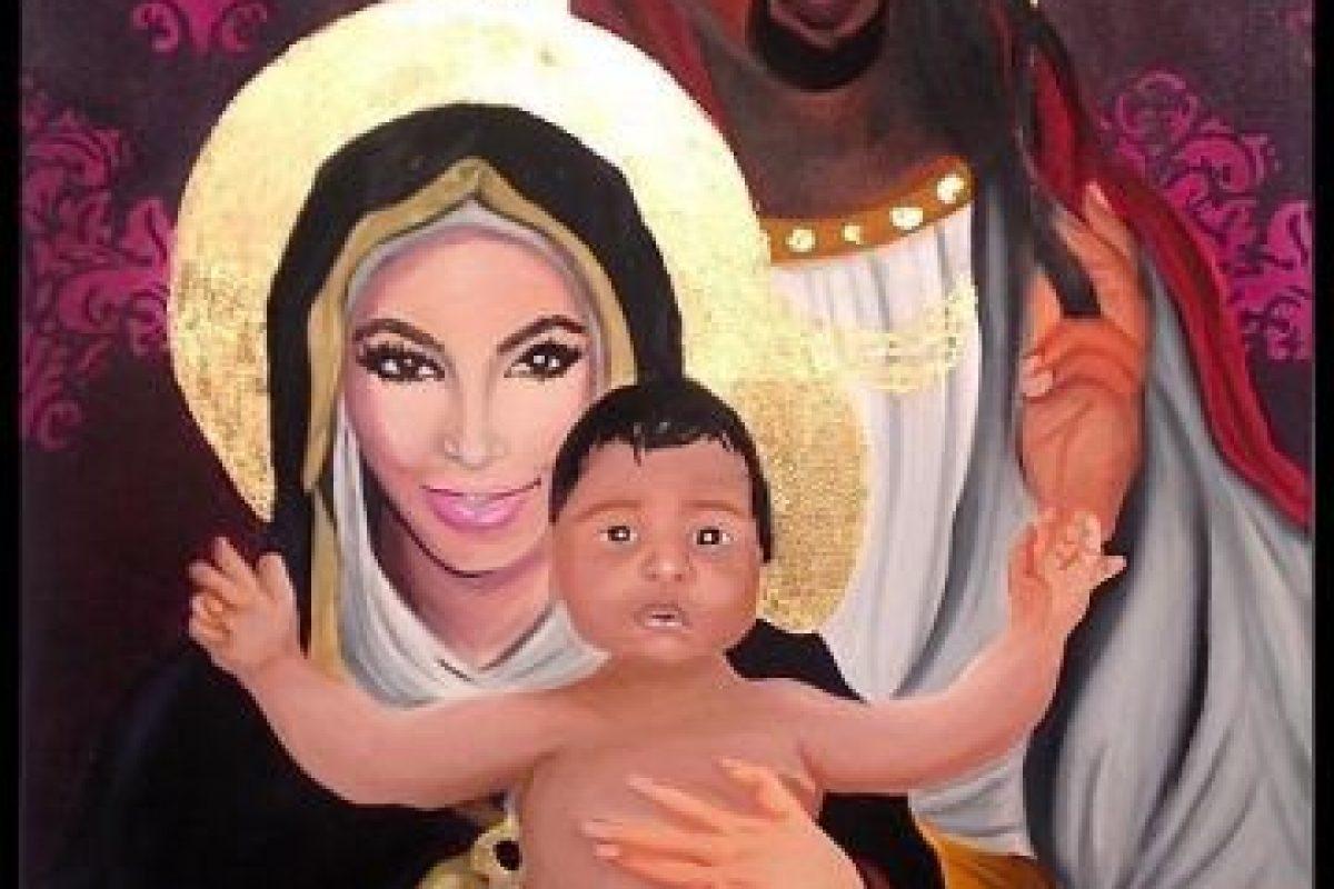 """Pues Saint se traduce como un """"santo"""" en español. Foto:vía twitter.com"""