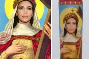 Así que Kim podría ser una virgen. Foto:vía twitter.com