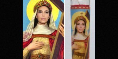 Así que Kim podría ser una virgen. Foto:Twitter