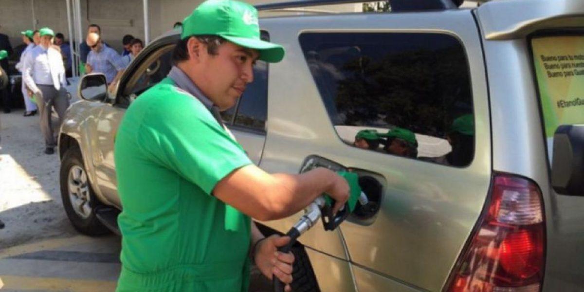 Mezcla de etanol en gasolina no afecta motores de vehículos, según MEM