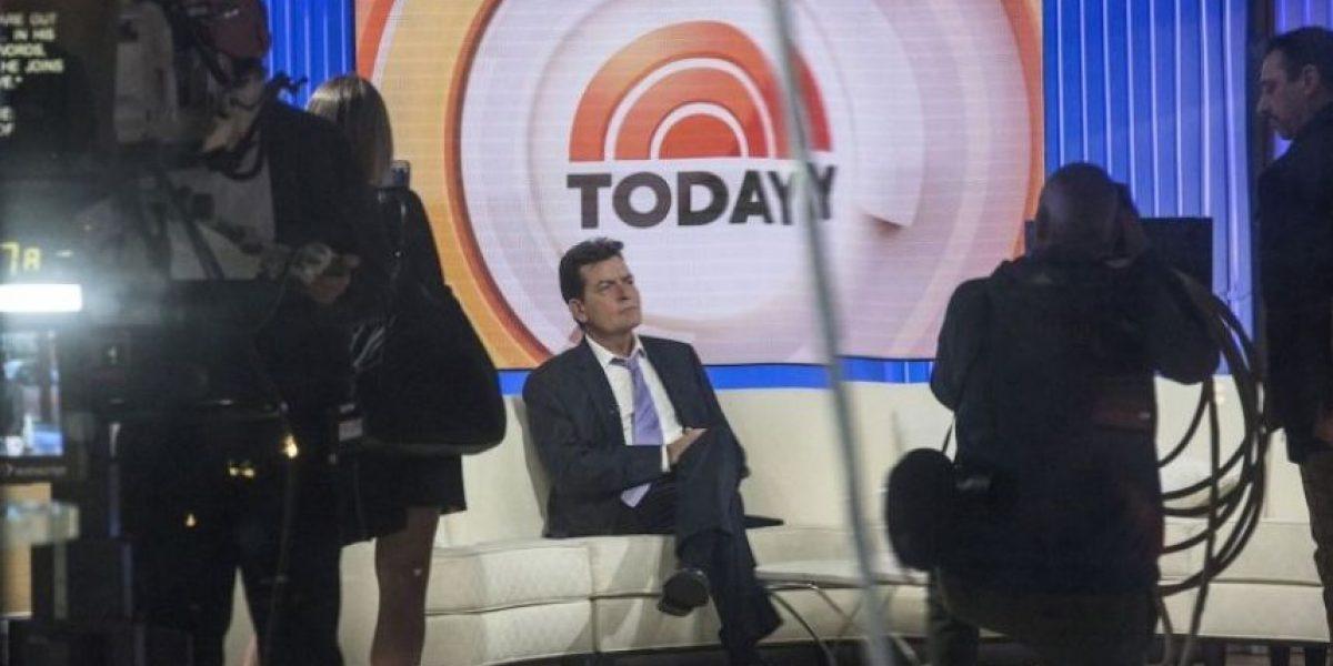 Charlie Sheen responde a la demanda de aborto y violencia de su exnovia
