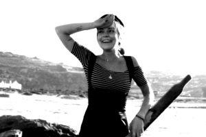 En las playas de Grecia Foto:vía vimeo/notofu