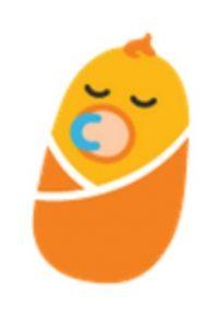 Bebé. Foto:vía emojipedia.org