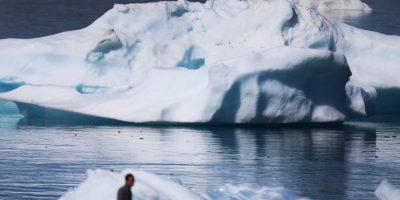 Las olas de calor han sido una muestra del calentamiento global. Foto:Getty Images