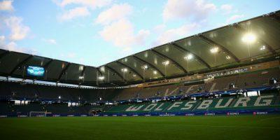 El Volkswagen-Arena de la ciudad de Wolfsburgo será la sede del duelo entre el VfL Wolfsburgo y Manchester United. Foto:Getty Images