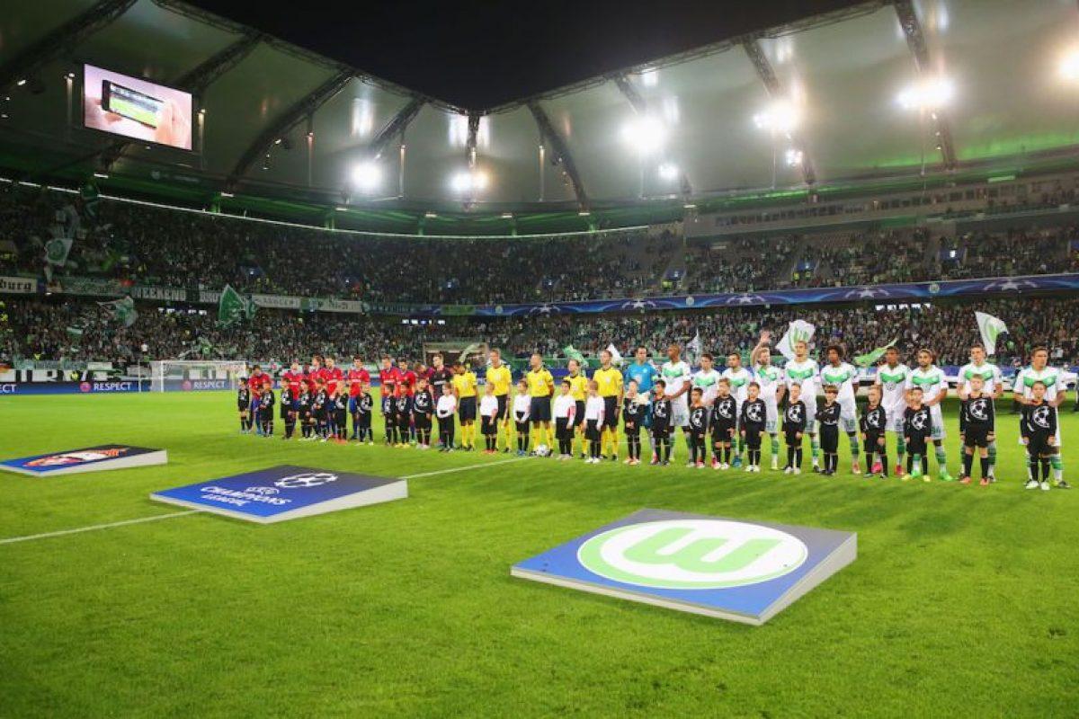 En su último partido venció 2-0 al CSKA Moscú. Foto:Getty Images