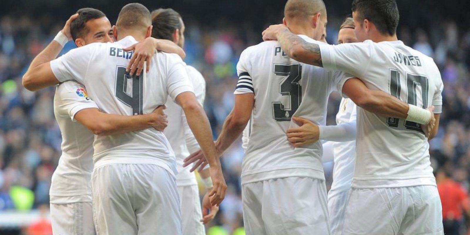 """Con un empate, los """"merengues"""" finalizarán como líderes del grupo Foto:Getty Images"""