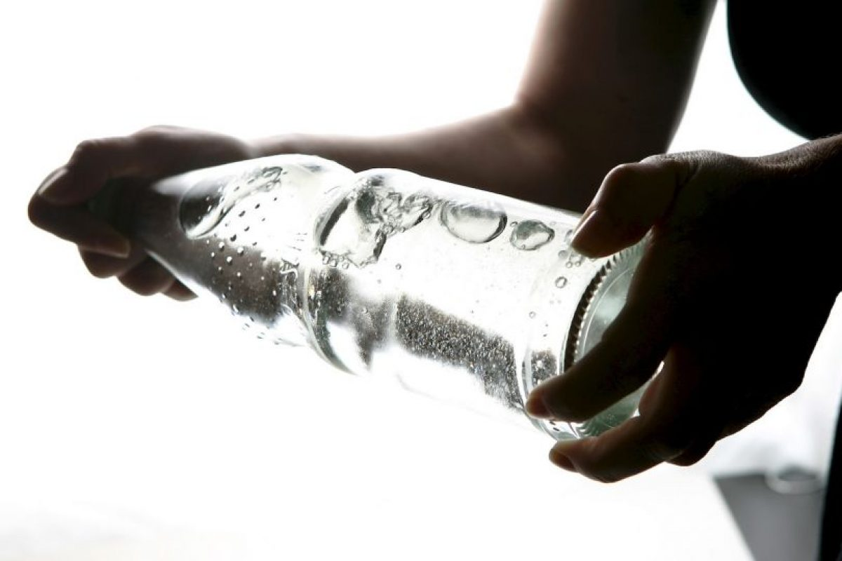 5. Agua embotellada de 1.5 litros Foto:Getty Images