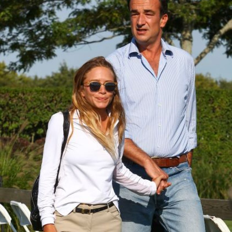 Mary-Kate Olsen y Oliver Sarkozy comenzaron su relación en 2012. Foto:Grosby Group