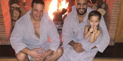 Comenzó en las artes marciales practicando el kickboxing desde que tenía 7 años. Foto:Vía instagram.com/badrhariofficial