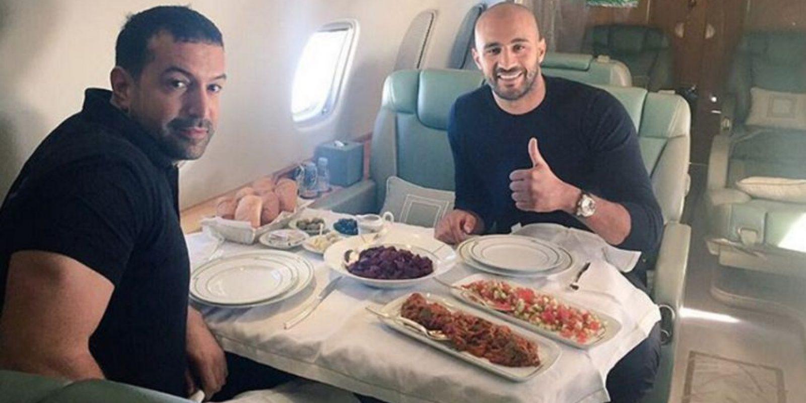 Foto:Vía instagram.com/badrhariofficial
