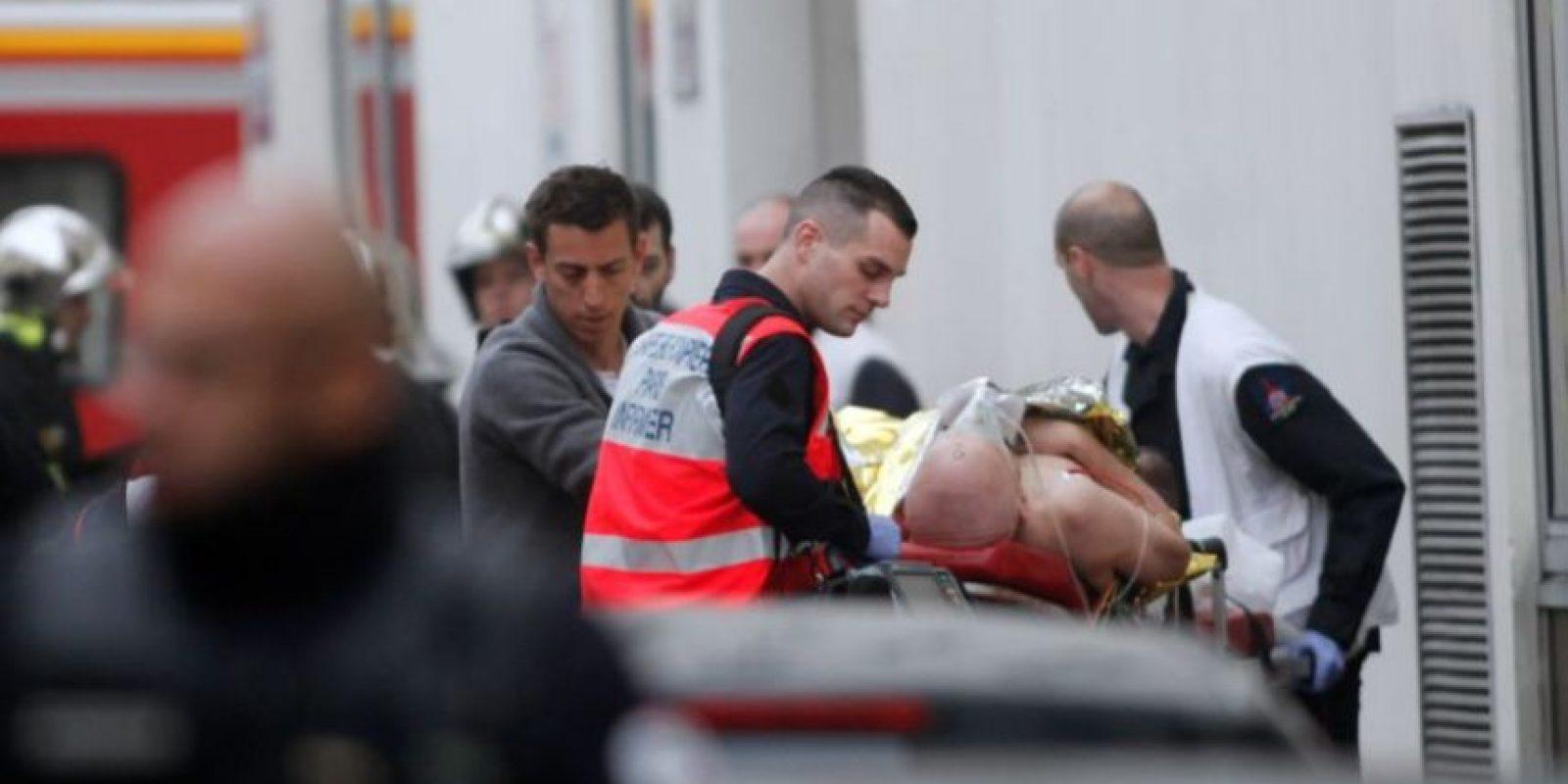 7 de enero- Atentado a la revista Charlie Hebdo en París, Francia Foto:AP