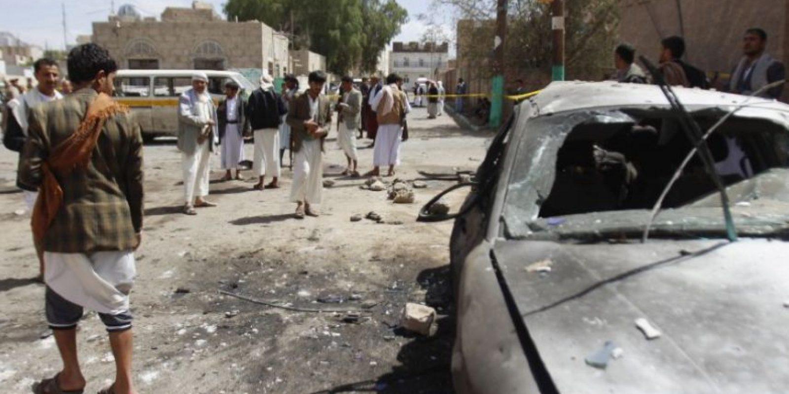 141 personas fallecieron. Foto:AP