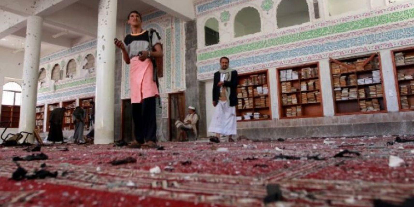 El Estado Islámico se atribuyó los ataques.