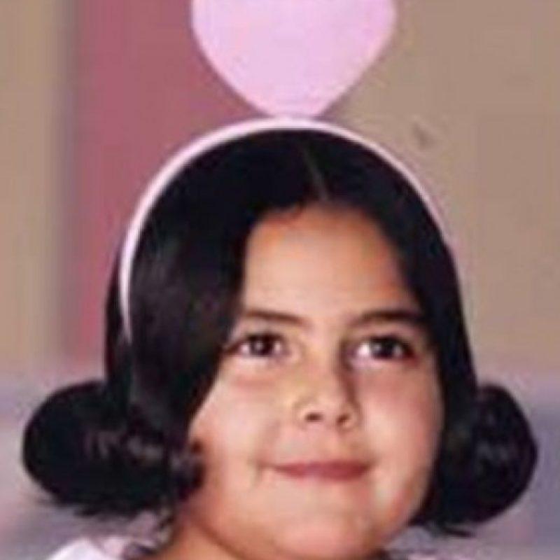 """""""Polita Valle de la Rionda"""" era la gordita que decía siempre para todo """"Es tan romáaantico"""". Foto:vía Televisa"""
