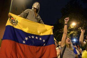 """""""No es tiempo de llorar, es tiempo de luchar"""", comentó Foto:AFP"""