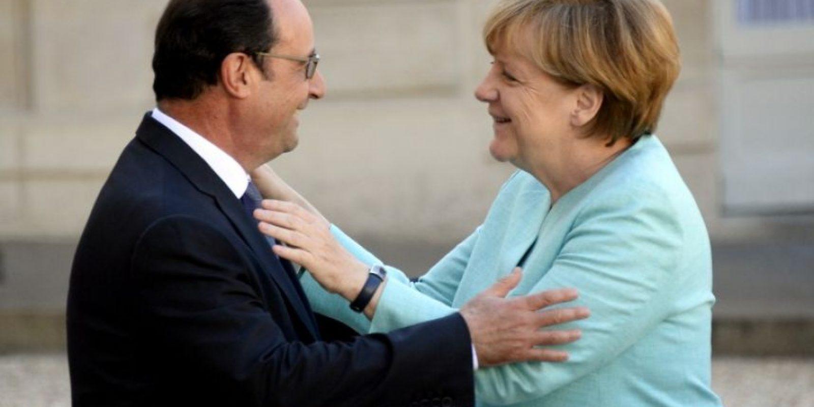Fue la principal coordinadora de la política europea Foto:AFP