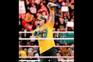 John Cena se alejó de los cuadriáteros desde octubre pasado Foto:WWE
