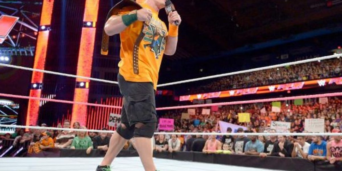 John Cena ya tiene fecha de regreso a la WWE