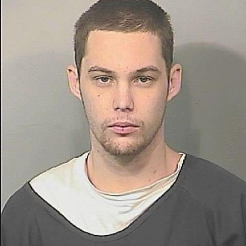 Con tan solo 22 años el joven murió luego de robar en algunas casa del estado. Foto:Brevard County Sheriff's Office