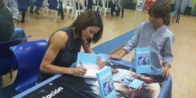 Atleta de ultrarresistencia Toti Fernández presenta su libro