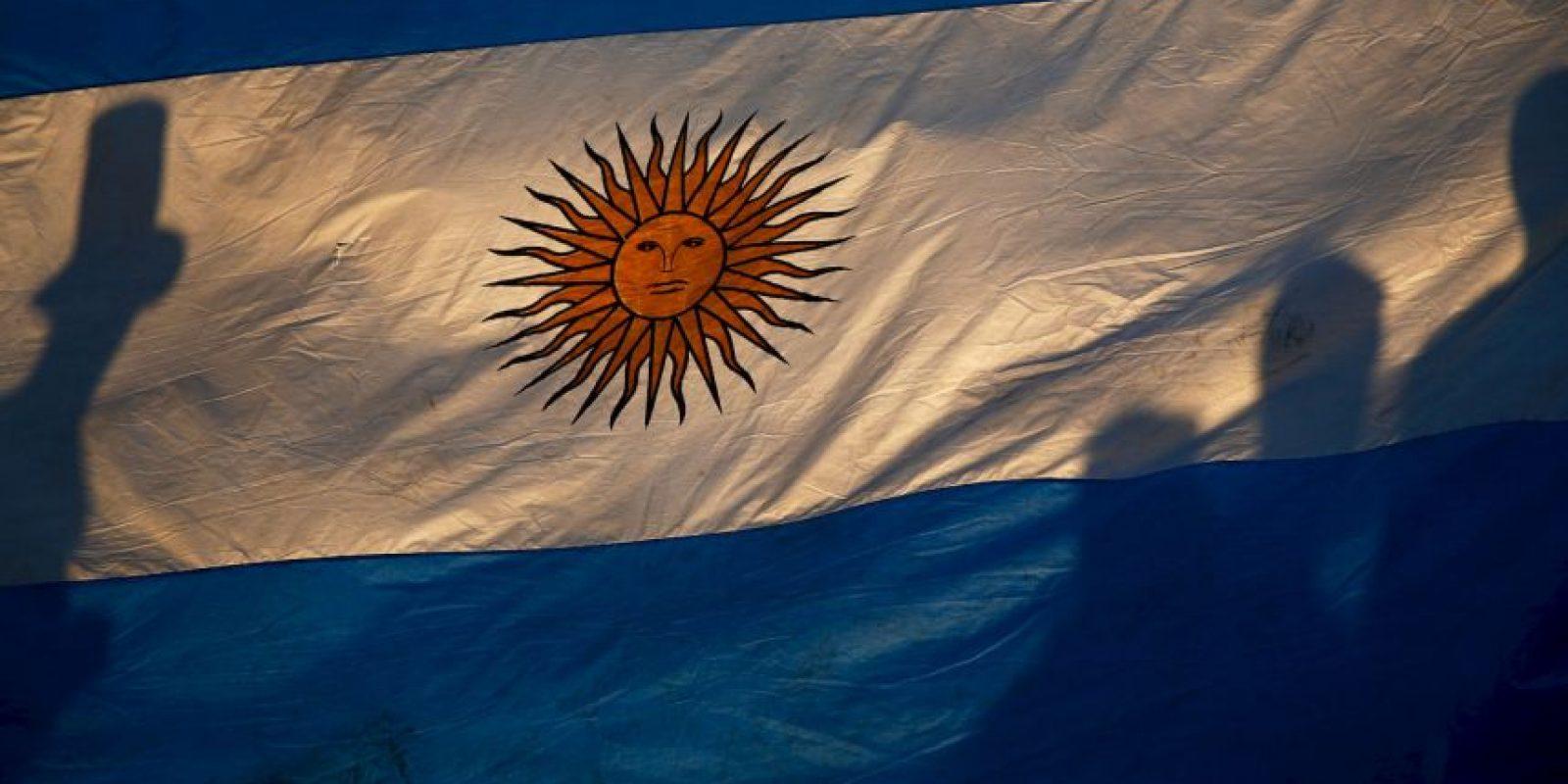 Todo ocurrió en la ciudad argentina Quilmes, ubicada al sudeste de Buenos Aires. Foto:Getty Images
