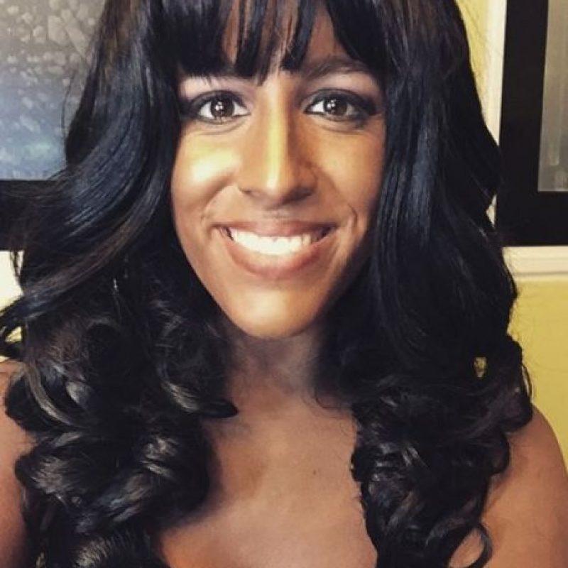 ¿Qué tal su look de morena? Foto:vía instagram.com/laura_esquivel