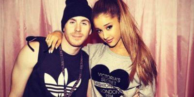 Es uno de los bailarines más famosos de Ariana Grande Foto:vía instagram.com/iamskot
