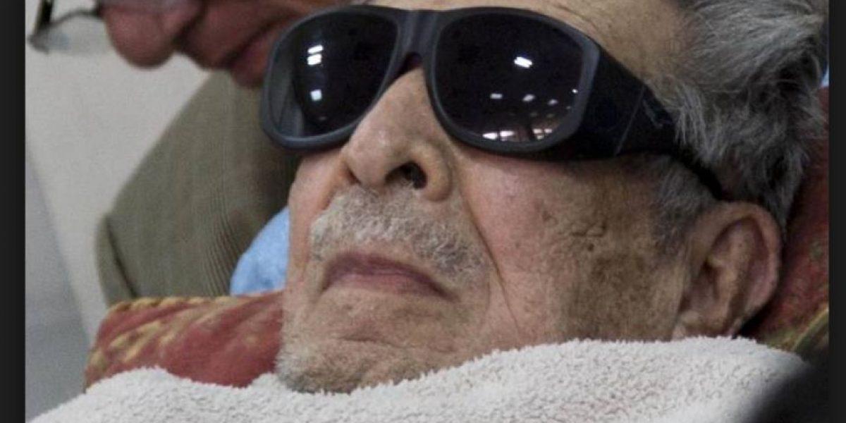 La Corte de Constitucionalidad confirma nuevo juicio a Ríos Montt