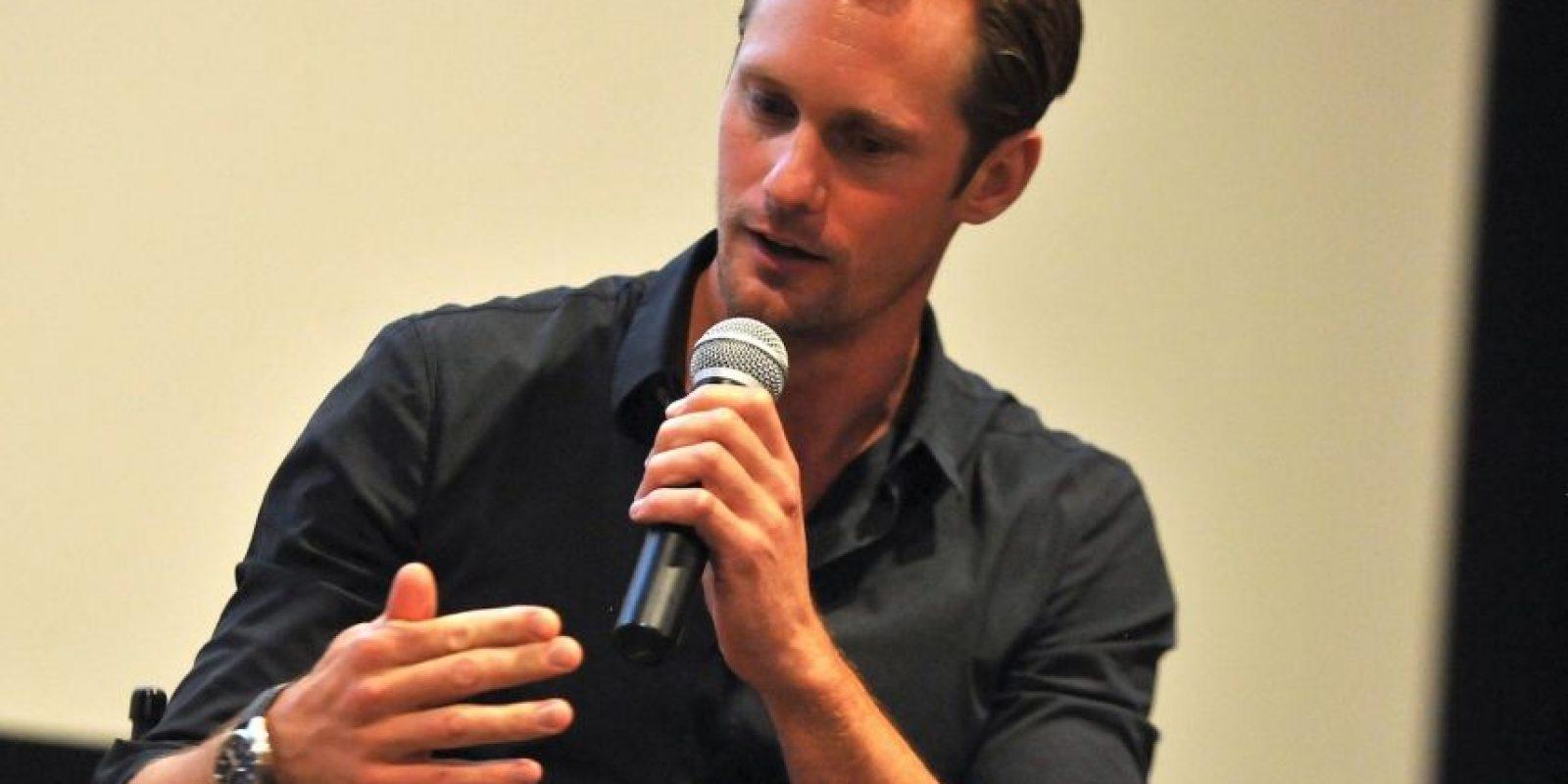 Antes de ser actor, estudió Ciencias Políticas en la Leeds Metropolitan University. Foto:Getty Images