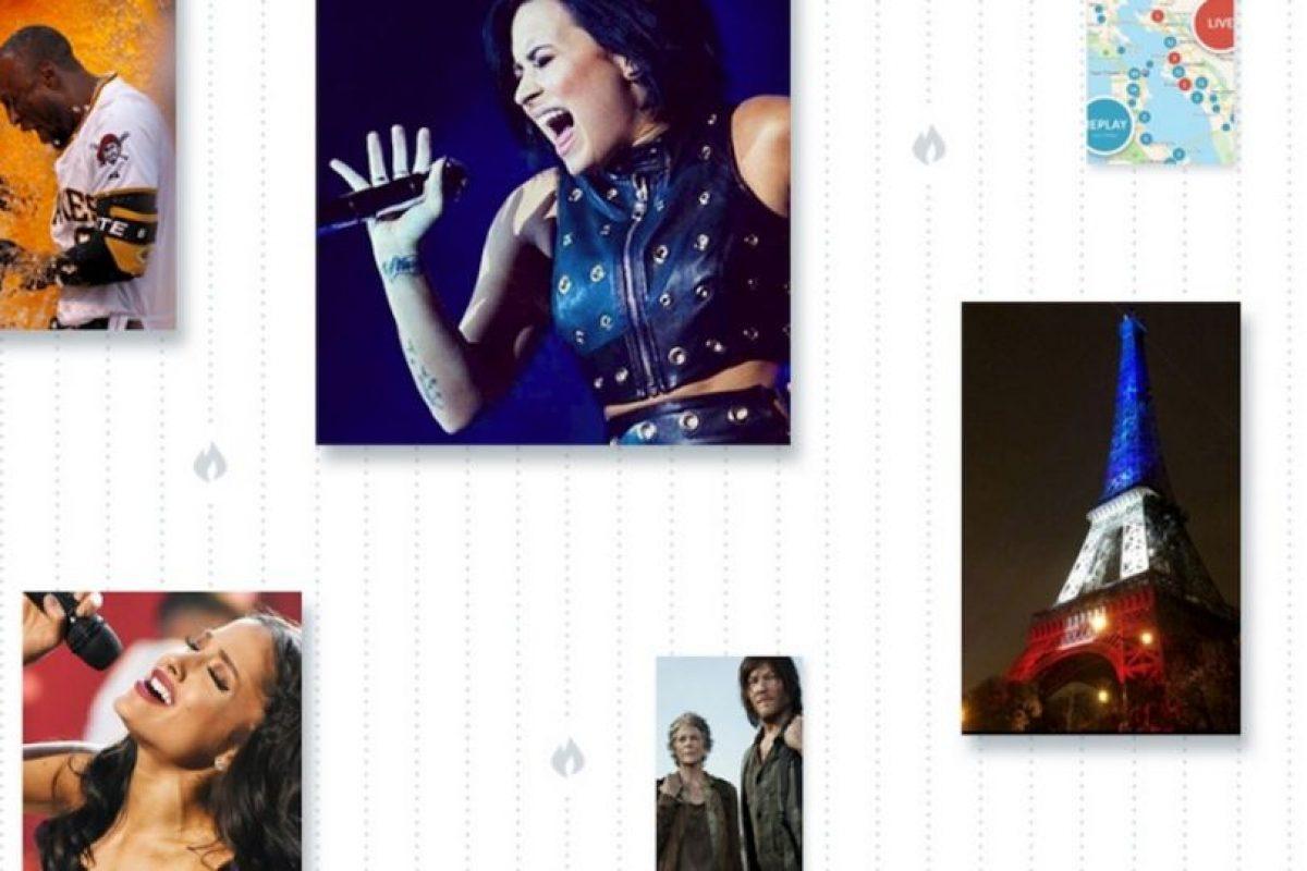 Twitter dio a conocer las tendencias del 2015. Foto:vía Twitter.com